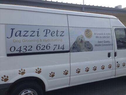 Jazzi Petz Mobile Grooming and Hydrobathing  Fitzgibbon Brisbane North East Preview