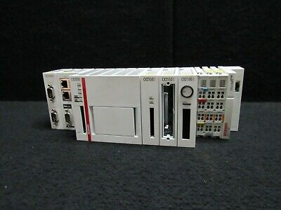 Beckhoff Cx2030-0130 4gb Ram With Cx2100-0004 Cx2500-0030 More