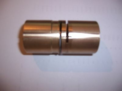 Longitudinal Feed Nut 1 Pc For Long Table Travel On Bridgeport Mill New