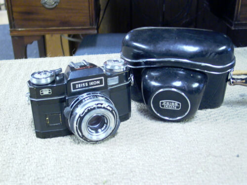 Zeiss Ikon Contaflex Super BC RARE Black model