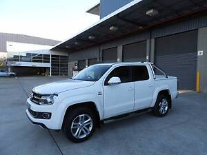 2014 Volkswagen Amarok HIGHLINE TDI420 Ute AUTO 1 OWNER MUST SEE Homebush West Strathfield Area Preview