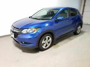 2018 Honda HR-V EX|Certified|Htd Seats|AWD|Fog lights|Camera
