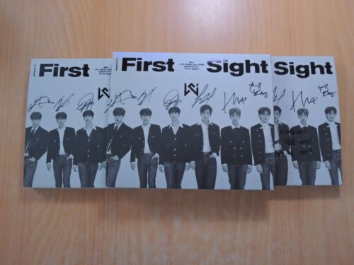 WEi - IDENTITY (1st Mini  Promo) with Autographed (Signed)