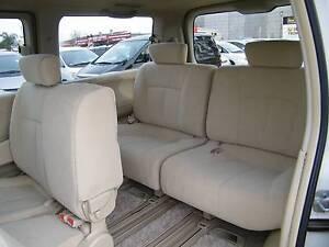 2007 Nissan Elgrand (#1010) E51 Highway Star Moorabbin Kingston Area Preview