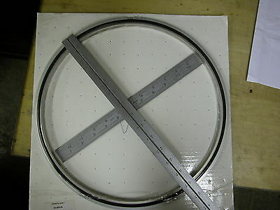An High Vacuum 12 Inch Centering Rings Nib Pn 810015 Use With Stokes Edwards