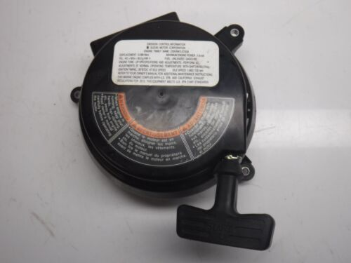 Suzuki Outboard DF2.5HP Recoil Starter Assembly P.N.18100-97JM0 Fits 2007 and...