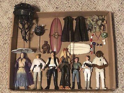 Star wars lot Black series, vintage, micromachines