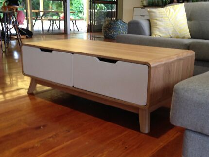 Coffee Table  Fantastic Furniture  good condition. coffee table drawers   Gumtree Australia Free Local Classifieds