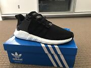 ADIDAS EQT SUPPORT 93/17 BLACK SIZE US11 NMD YEEZY 350 PK ULTRA BOOST Burwood Burwood Area Preview
