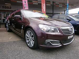 2015 Holden VF Calais V Sedan Fyshwick South Canberra Preview
