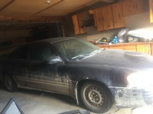 Pontiac 2001 grand am PARTS CAR for sale