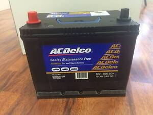 AC Delco S 80D26R 600cca Car Battery Maintenance Free BRAND NEW Morningside Brisbane South East Preview