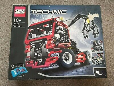 LEGO TECHNIC TRUCK (8436) 100% Complete with Box