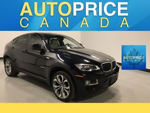2014 BMW X6 xDrive35i MOONROOF|NAVIGATION|LEATHER