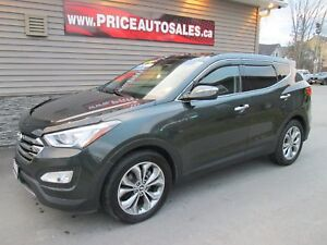 2013 Hyundai Santa Fe Sport 2.0T - HEATED LEATHER - BACK-UP CAM!
