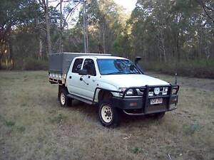 2003 Toyota Hilux Ute Crows Nest Toowoomba Surrounds Preview