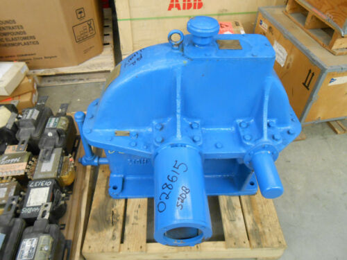 REXNORD FALK 7HC M.O 197-226 ENCLOSED GEAR DRIVE