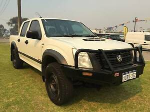 2007 Holden Rodeo Ute 4x4 Diesel Maddington Gosnells Area Preview