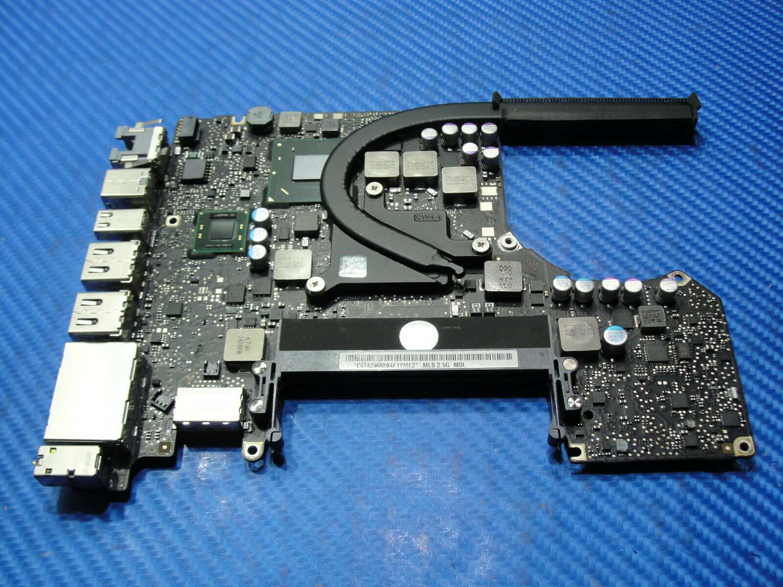 MacBook Pro A1278 13 Mid 2012 MD101LL/A I5-3210M 2.5GHz Logic Board 820-3115-B  - $199.77