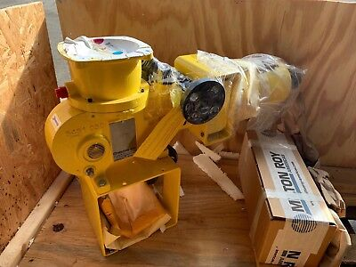 New Milton Roy Ra12 Ra12x0017 Mroy Series Metering Pump 16.2 Gph 150 Psi