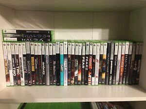 Various video game for sale. Complete collection sale.
