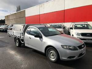 2010 Ford Falcon FG CAB CHASSIS Automatic Ute Lilydale Yarra Ranges Preview