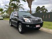 2005 Toyota Prado Grande Wagon Parkwood Gold Coast City Preview