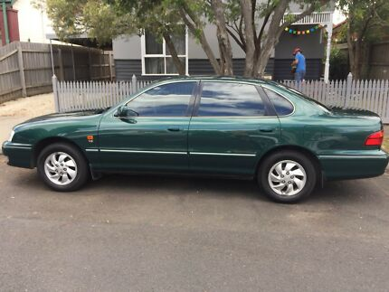 Toyota Avalon 2002 Moonee Ponds Moonee Valley Preview