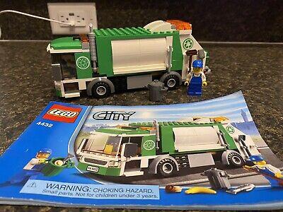 Lego City Garbage Truck (4432)