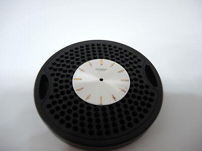 Universal Geneve Zifferblatt, Blitz, watch dial, Ø 26,87 mm