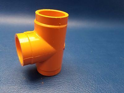 Blazemaster 34 Cpvc Tee Fire Sprinkler System Pipe Fitting Ell