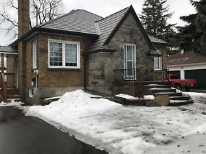 Charming 4 bedroom home in central Oshawa