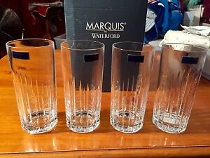 New Waterford Marquis Studio Hiball glass set 4 Jolimont Subiaco Area Preview