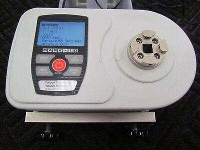 Mark-10 Torque Tool Tester Model Mtt02-50
