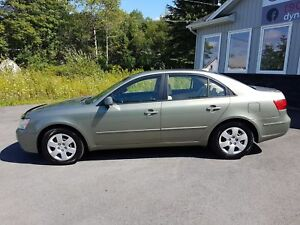 2009 Hyundai Sonata GL LOW KMs! Auto! Heated Seats! Undercoated!