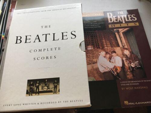 Beatles Guitar Song Books
