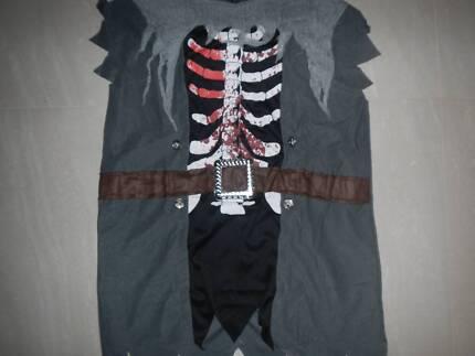 Ghost Pirate Top & Bandana Set for HALLOWEEN! Brand New