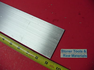 18 X 3 Aluminum 6061 Flat Bar 9 Long T6511 .125 Cut New Mill Stock