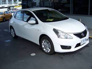 2015 Nissan Pulsar Hatchback Hobart CBD Hobart City Preview
