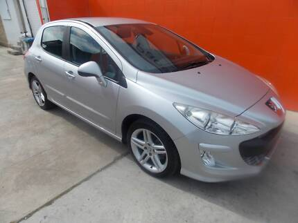 2009 Peugeot 308 Hatchback Broadview Port Adelaide Area Preview