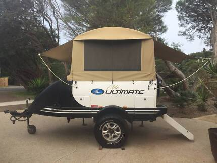 Ultimate Elite 2009 camper off road in excellent condition