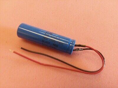 1 Pcs Sprague Atom Tva1319.8 1500uf 75v Polarized Radial Capacitor