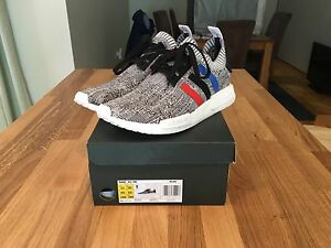 Adidas NMD R1 PK Tricolour White US 11 (UK 10.5) Bull Creek Melville Area Preview
