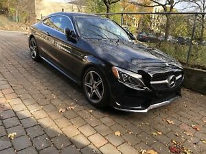 2017 Mercedes c300 coupe lease transfer