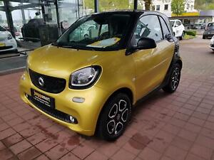 Smart fortwo coupé 66 kW passion *Digitales Radio* ...