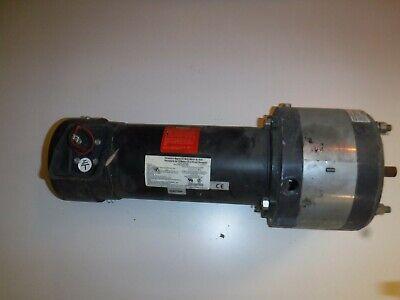 Permanent Magnet Dc Motor 34 Hp