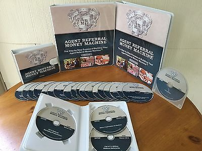 Agent Referral Real Estate Investing Course By DC Fawcett - 2 MANUALS & 22 CD'S!