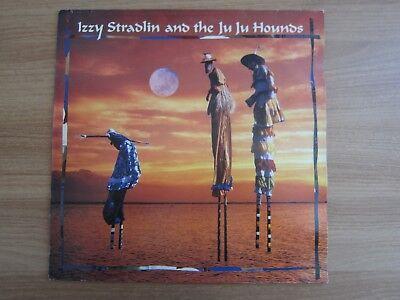 Izzy Stradlin And The Ju Ju Hounds Self Tile 1993 Korea Orig Vinyl (Izzy Stradlin And The Ju Ju Hounds Vinyl)