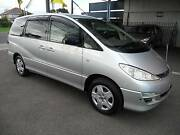 2005 Toyota Estima Wagon 4 cyl 82365 kms $12999 drive away Fawkner Moreland Area Preview