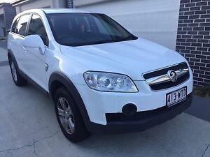 2009 Holden Captiva Wagon SX 4x4 automatic Calamvale Brisbane South West Preview